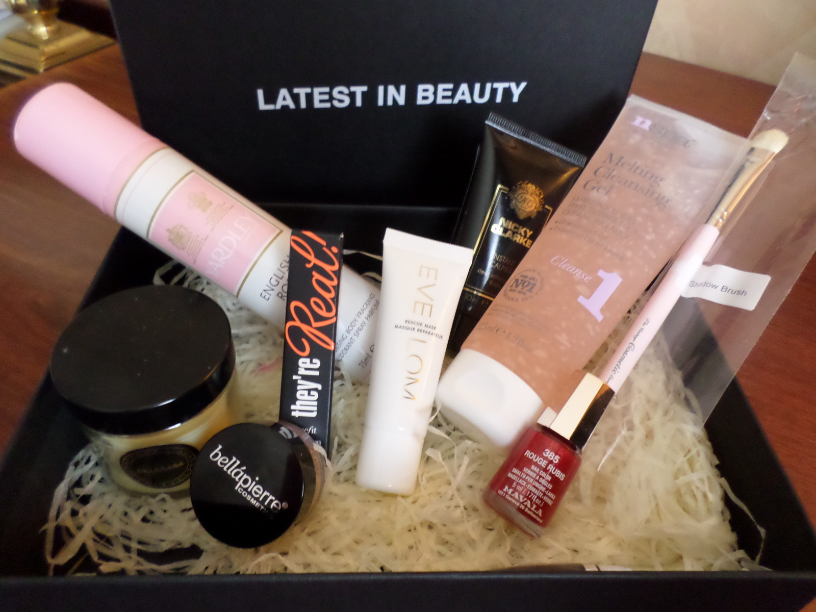 Latest in Beauty Box: The Editors Pick - Anoushka Loves