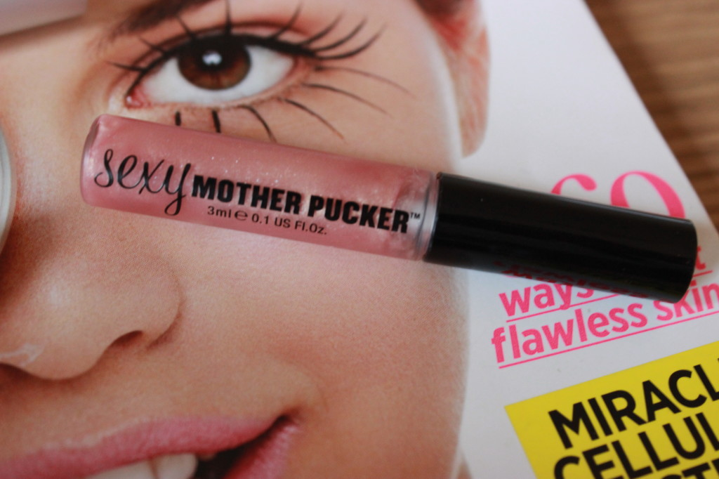 Lip Plumping Glosses Sexy Mother Pucker