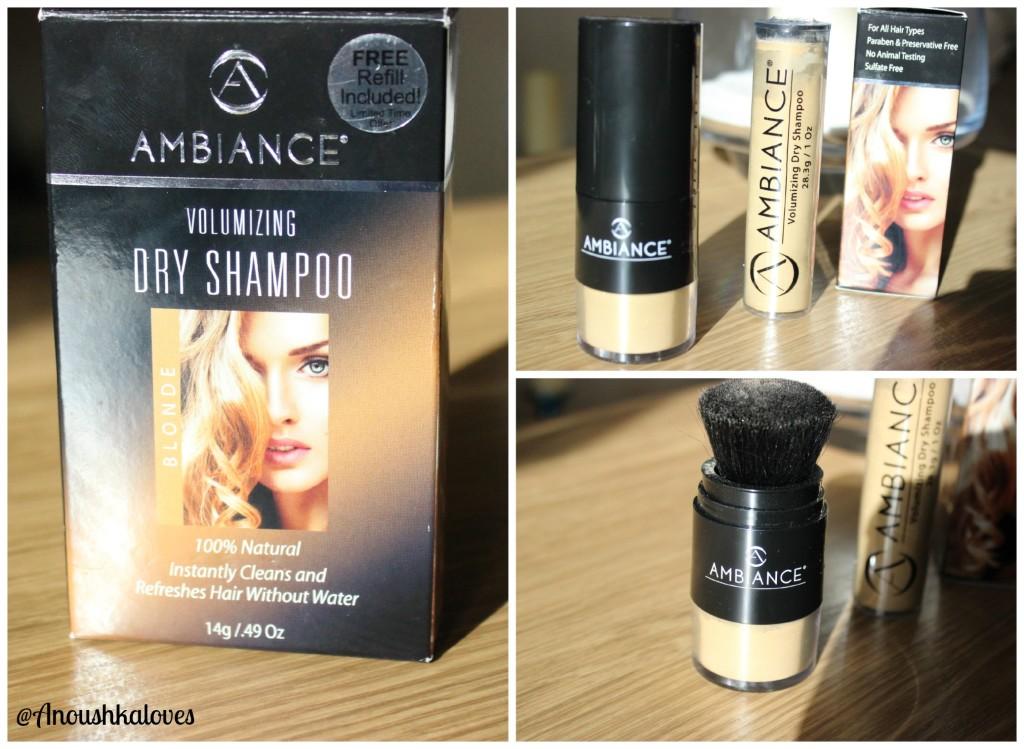 Ambience Volumizing Dry Shampoo