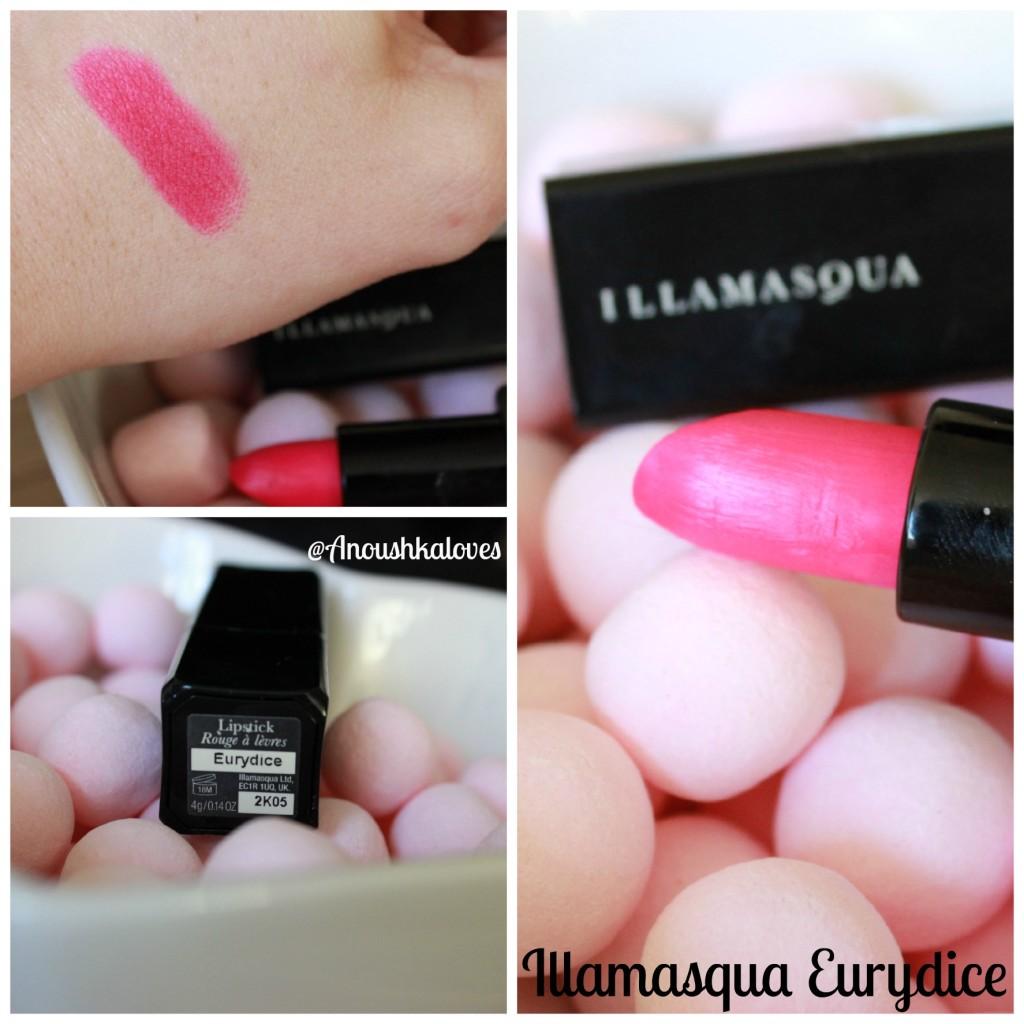 Illamasqua Eurydice Lipstick