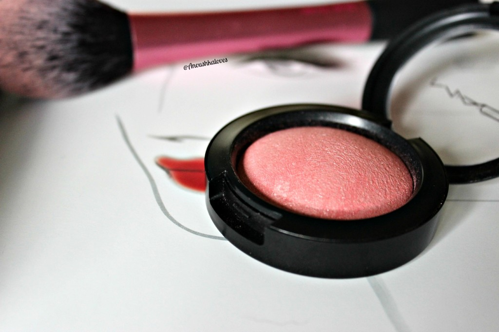 MAC Azaleas In The Afternoon blusher