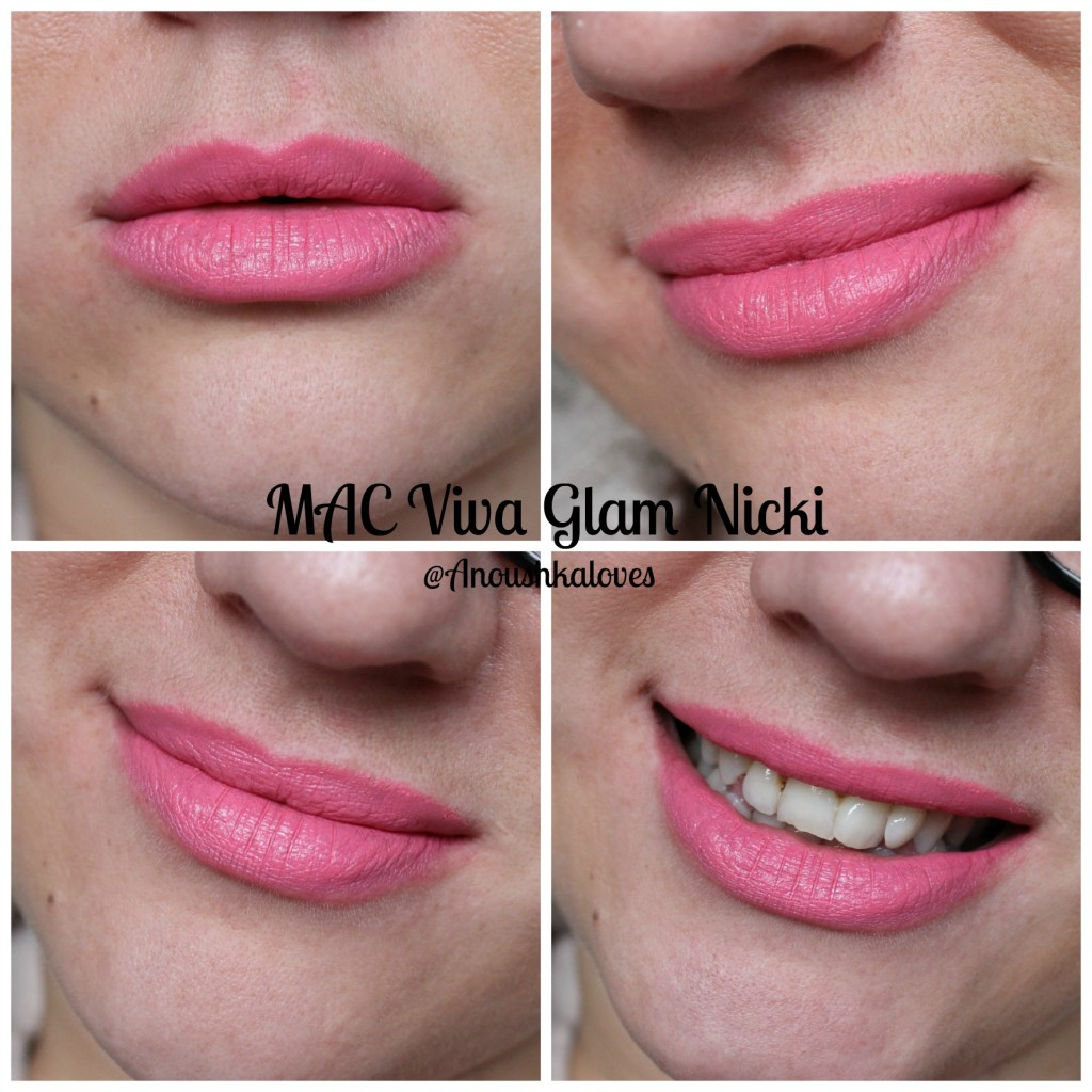MAC Viva Glam Nicki Lipstick