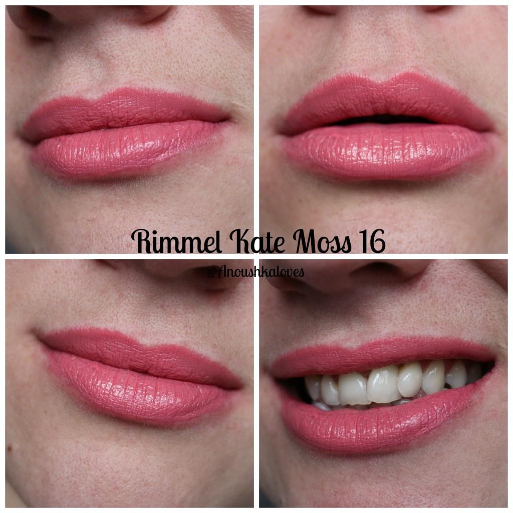 Rimmel Kate Moss 16