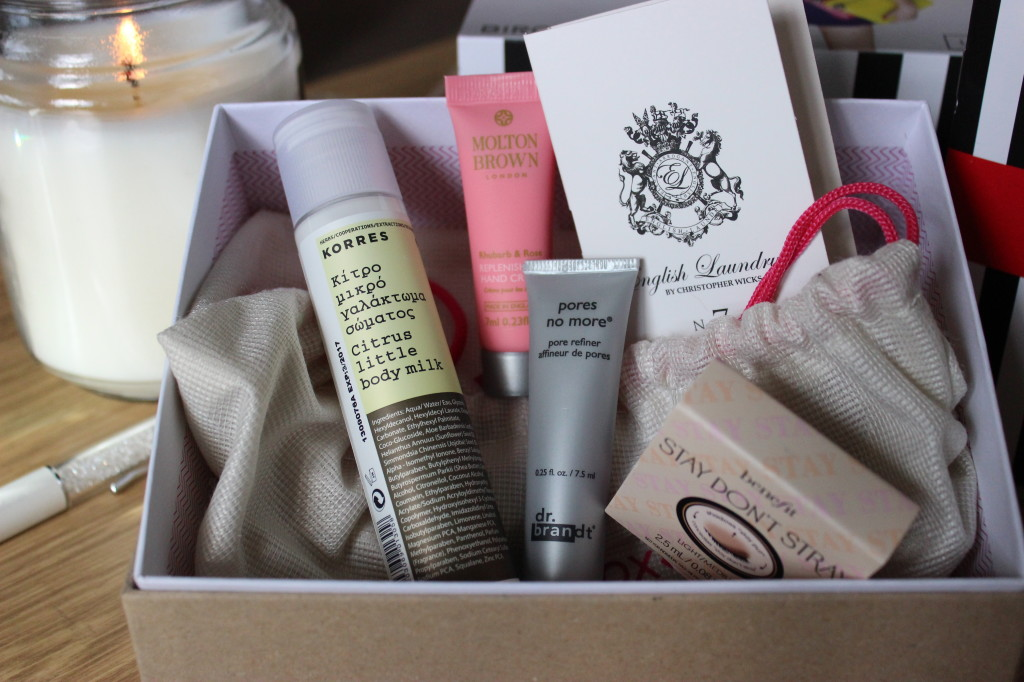 Birchbox March 2014 (2)