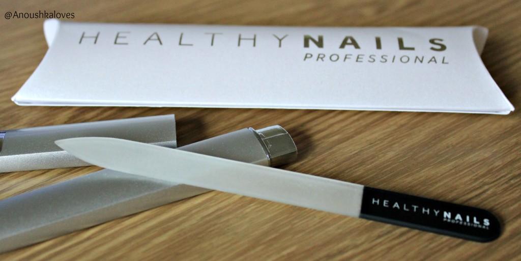 Healthy Nails Crystal Nail File