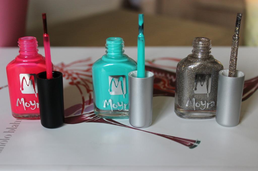 Moyra Nail Polish