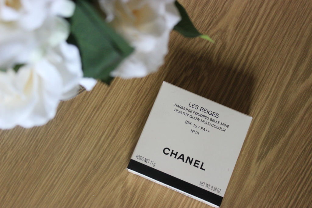 Chanel Les Beiges Healthy Glow Multi-Colour