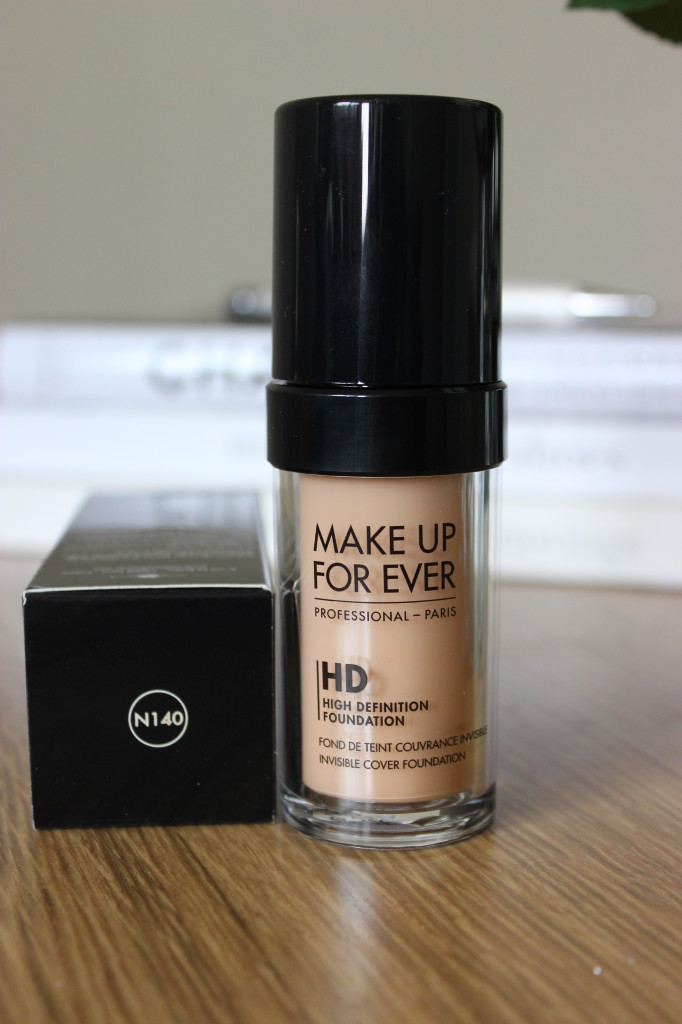 MUFE HD Invisible Cover Foundation
