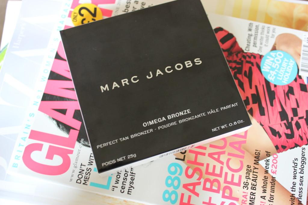 Marc Jacobs O!Mega bronzer Tantric