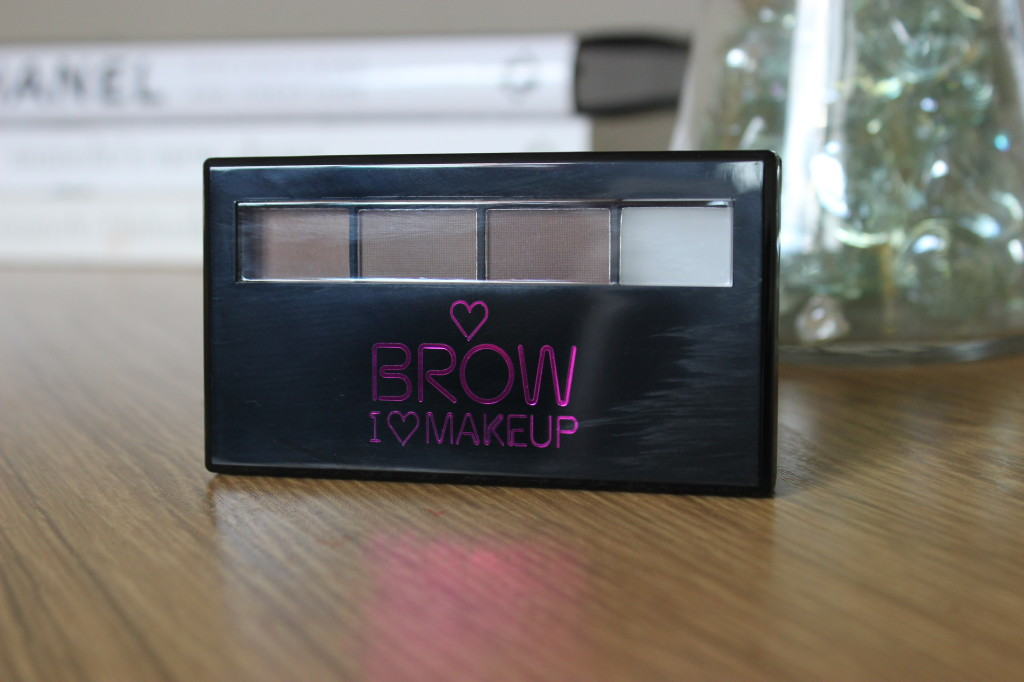 I Heart Makeup Brow Kit I Woke Up This Groomed (5)