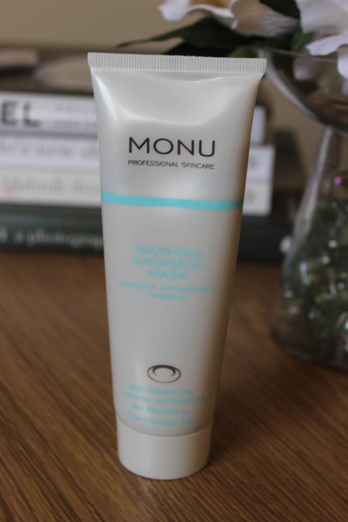 MONU Warming Aromatic Mask