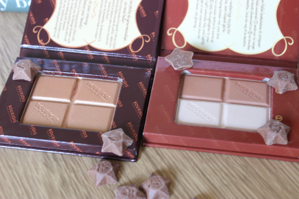 Bourjois Chocolate Bronzing Powders