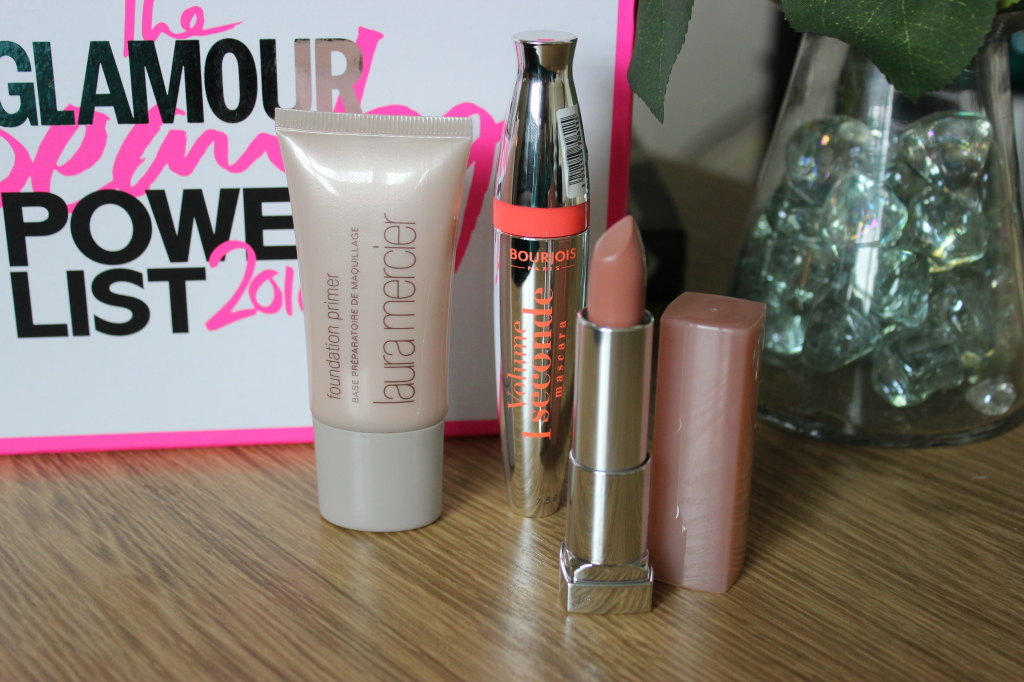 Latest In Beauty Glamour Beauty Power List Box