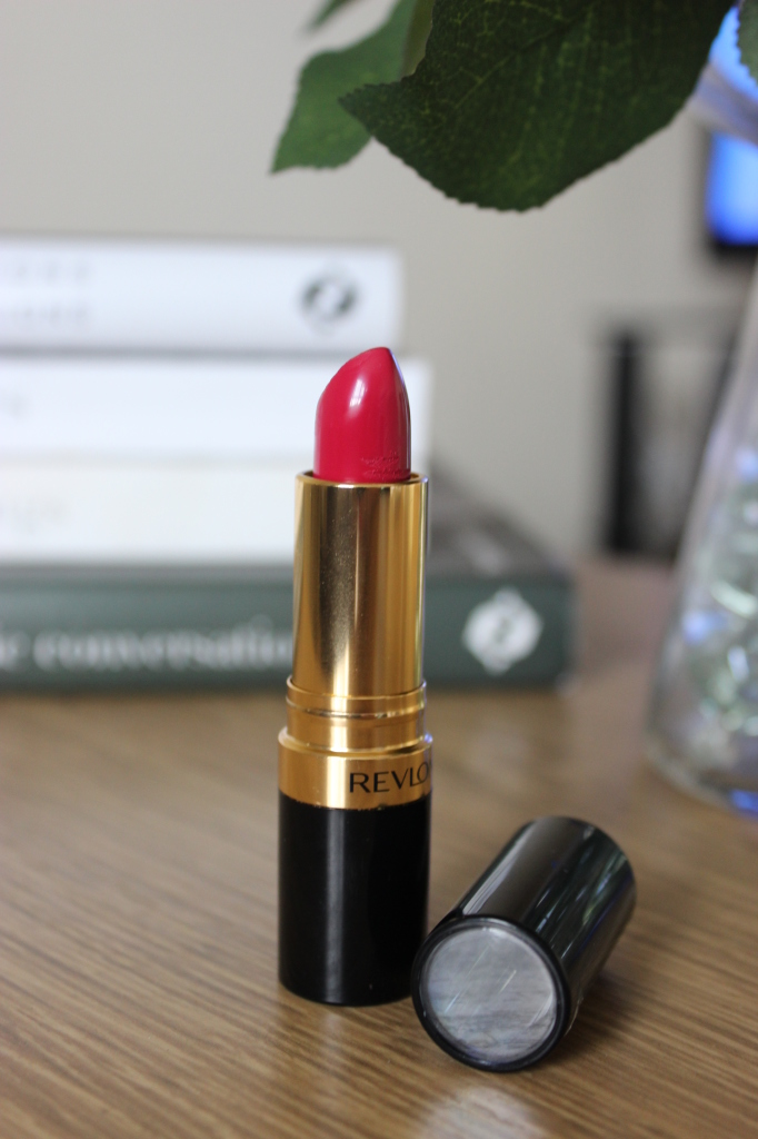 Revlon Cherries In The Snow Lipstick