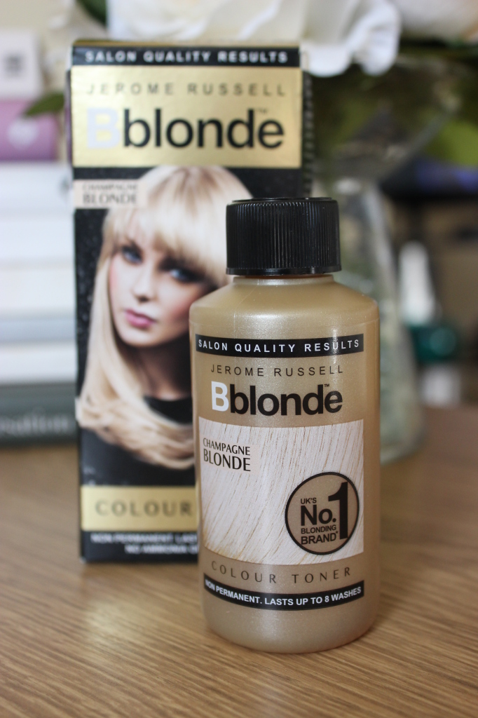 Jerome Russell BBlonde Champagne Blonde Toner