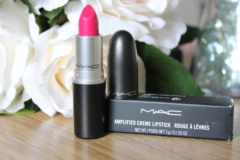 MAC Lipstick in Full Fuchsia