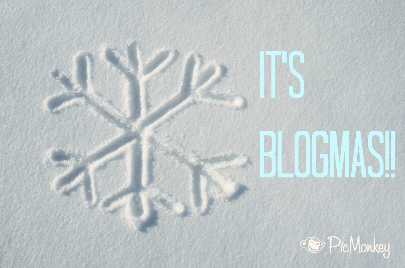 Blogmas