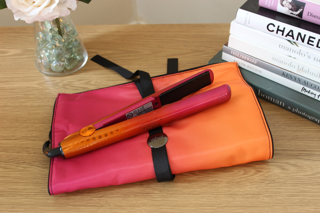GHD Birds of Paradise Coral V Styler