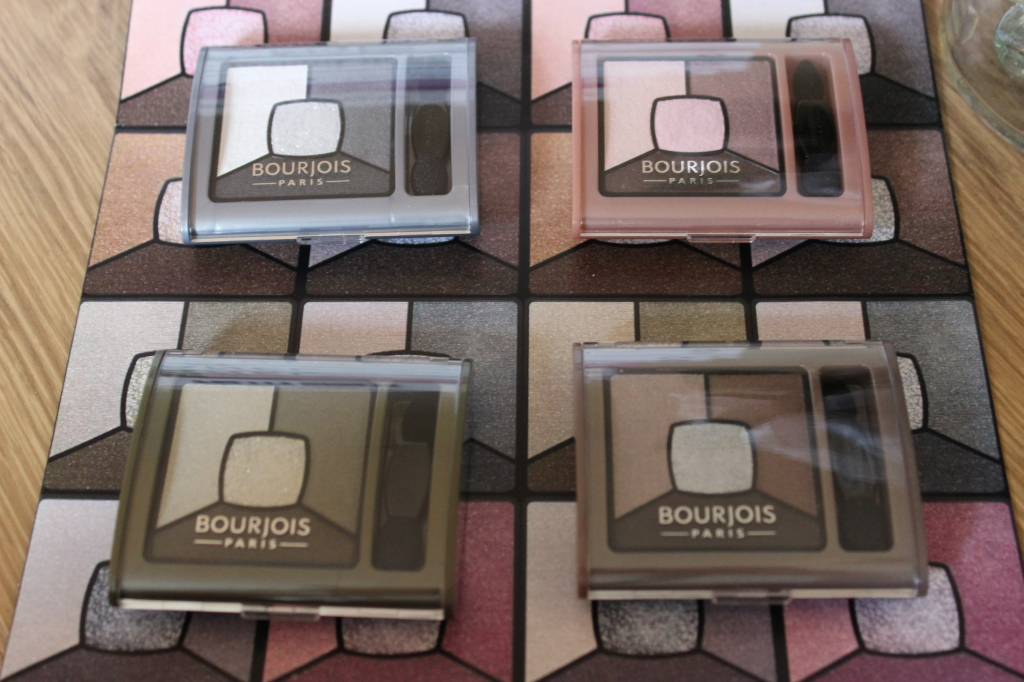 Bourjois Quad Smoky Stories eyeshadow palette (2)