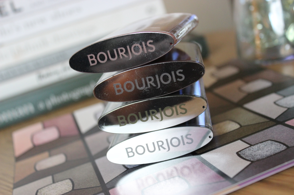 Bourjois Quad Smoky Stories eyeshadow Palettes