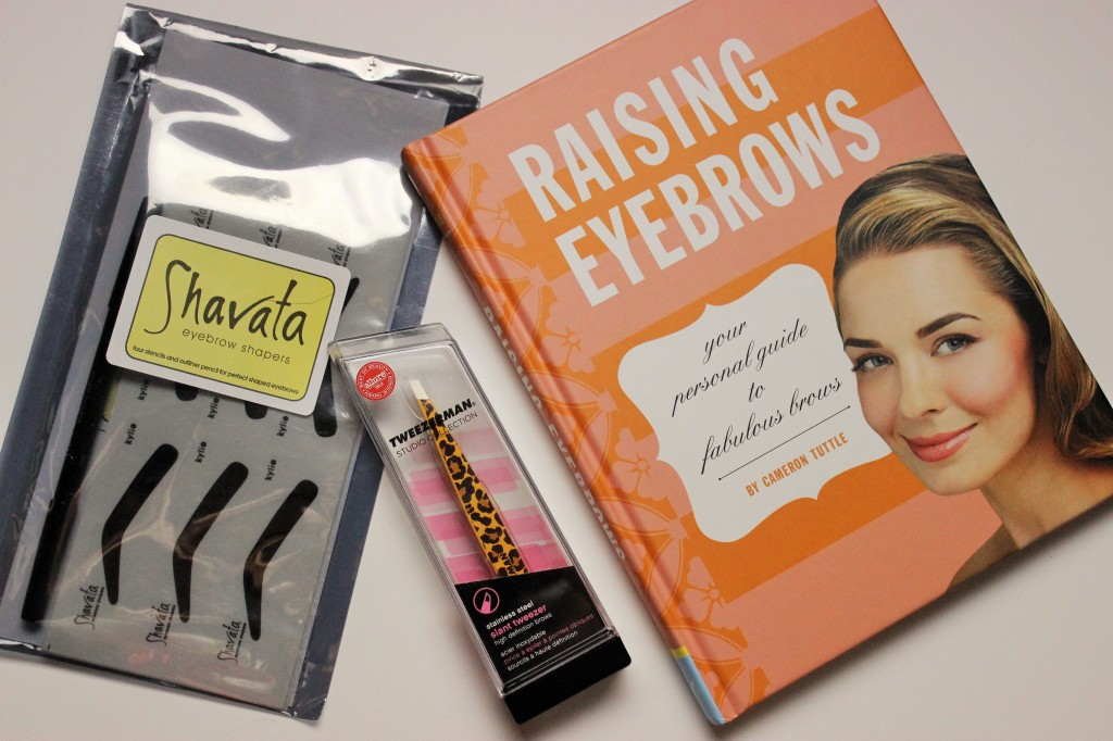How to shape, fill and enhance your brows
