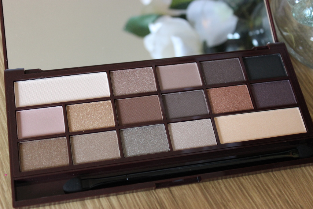 I heart Makeup Death by Chocolate Palette (5)