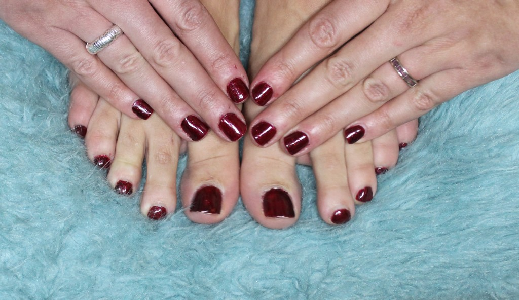 Red Carpet Manicure Kit