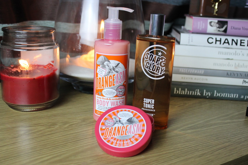 Soap and Glory Eau-La-La