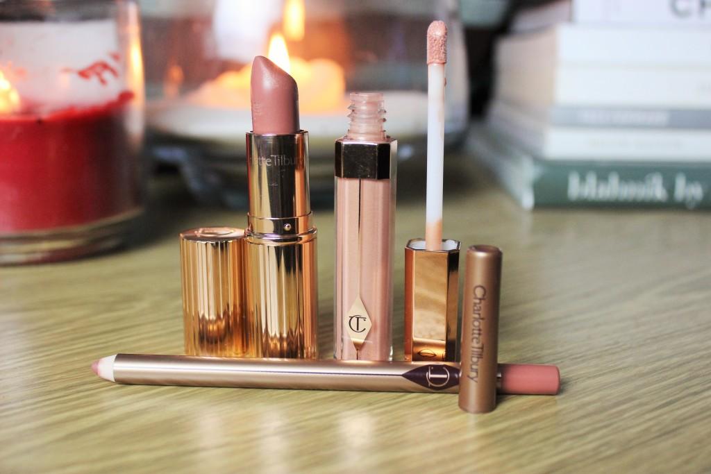 Charlotte Tilbury Perfect Nude Lips
