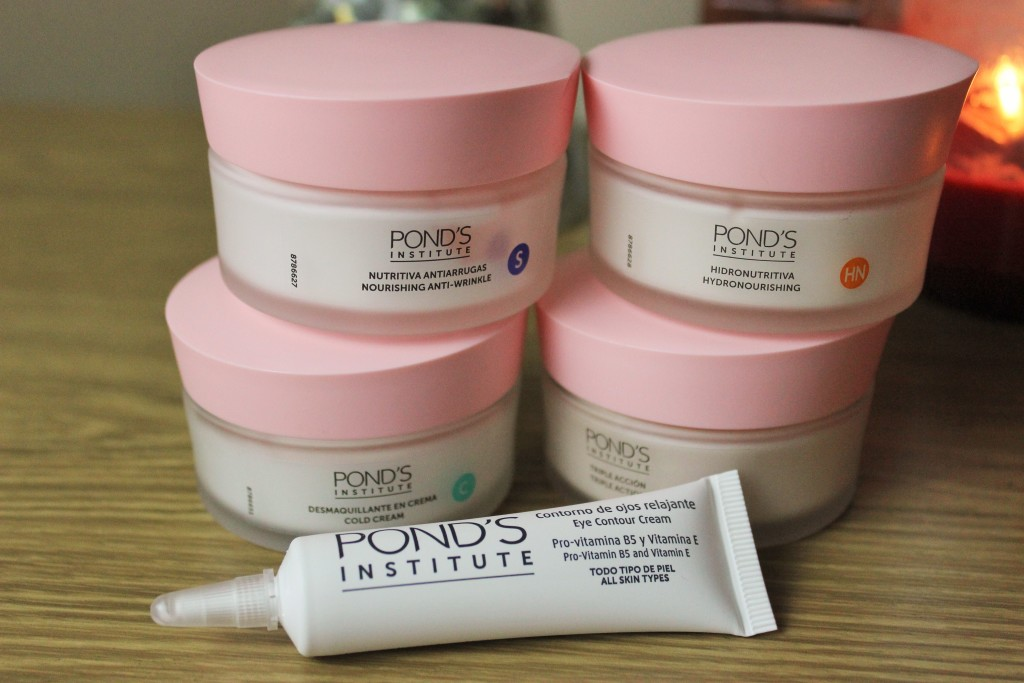 Ponds Institute Skin Care Range