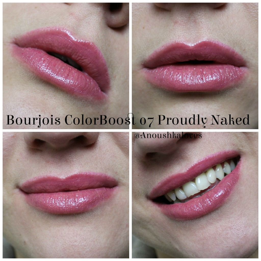 Bourjois Colorboost Lip Crayons