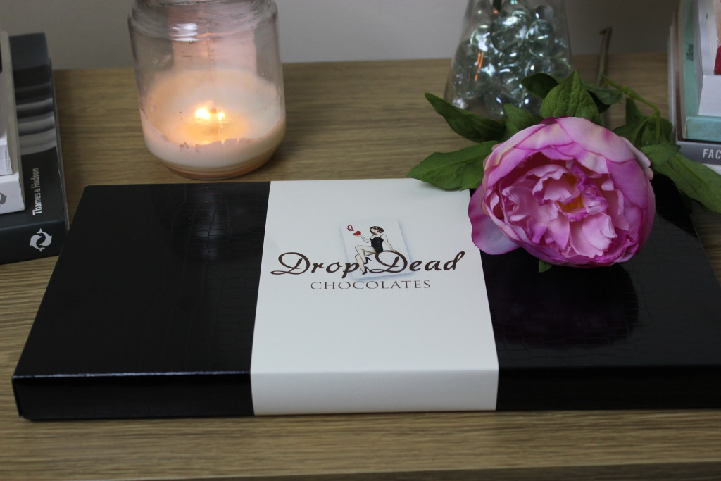 Drop Dead Chocolates - Queen of Hearts