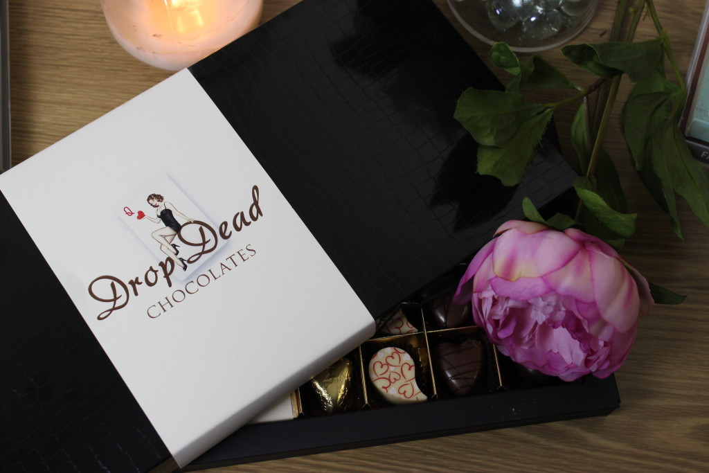 Drop Dead Chocolates - Queen of Hearts (4)