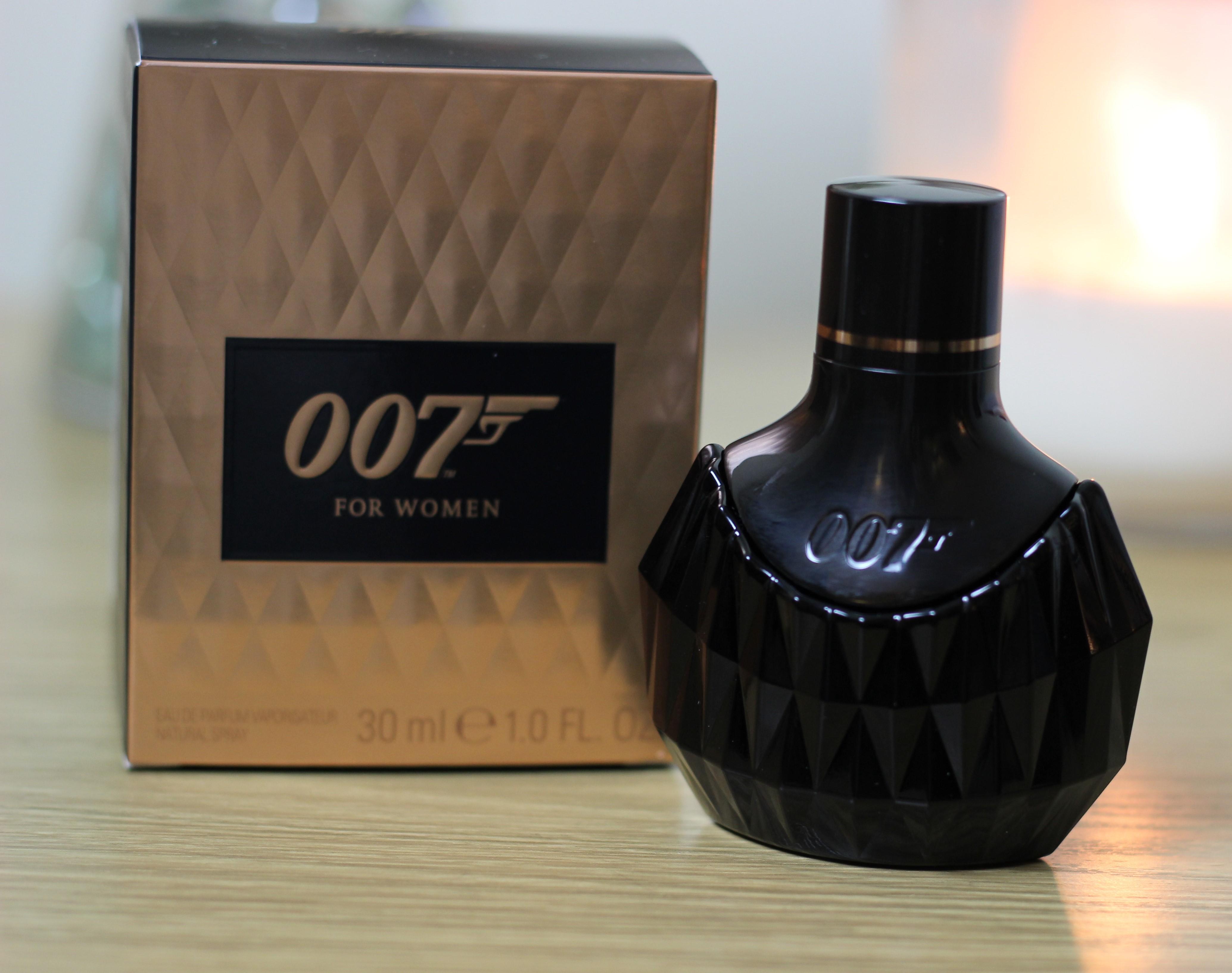 james bond 007 for women eau de parfum anoushka loves. Black Bedroom Furniture Sets. Home Design Ideas