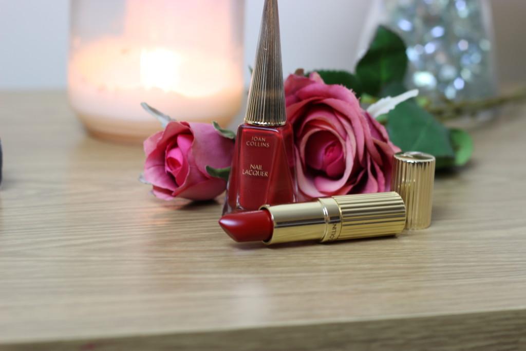 Joan Collins Crystal Lips