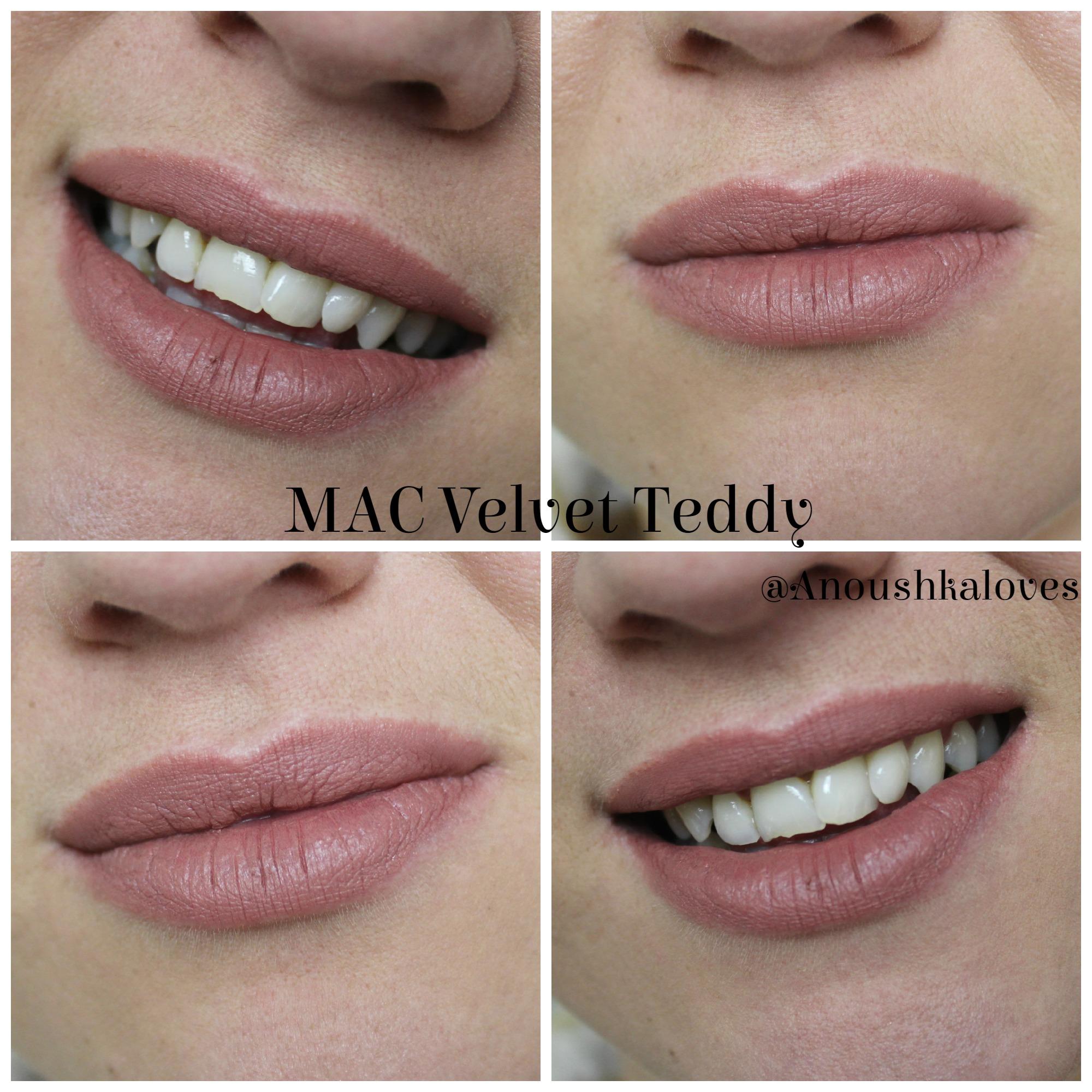 MAC Velvet Teddy Matte Lipstick: Amazon.de: Beauty
