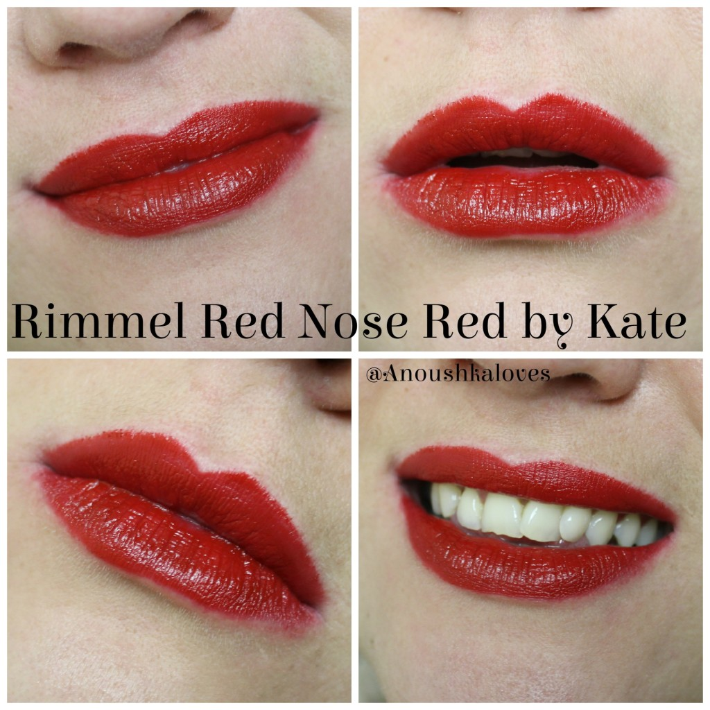 Rimmel Red Nose Red by Kate for Comic Relief