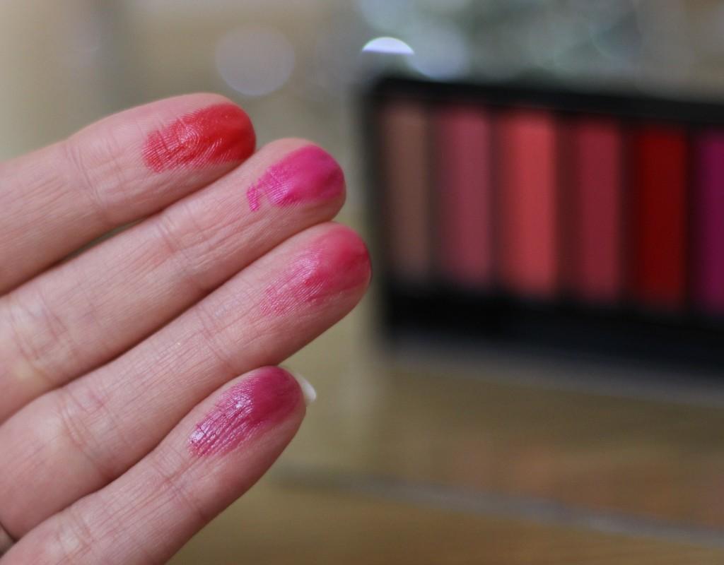 YSL Extremely Versatile Lip Palette