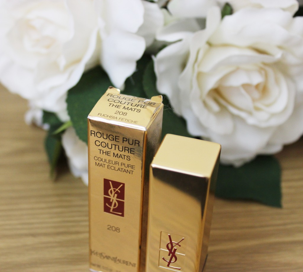 YSL Rouge Pur Couture The Mats 208