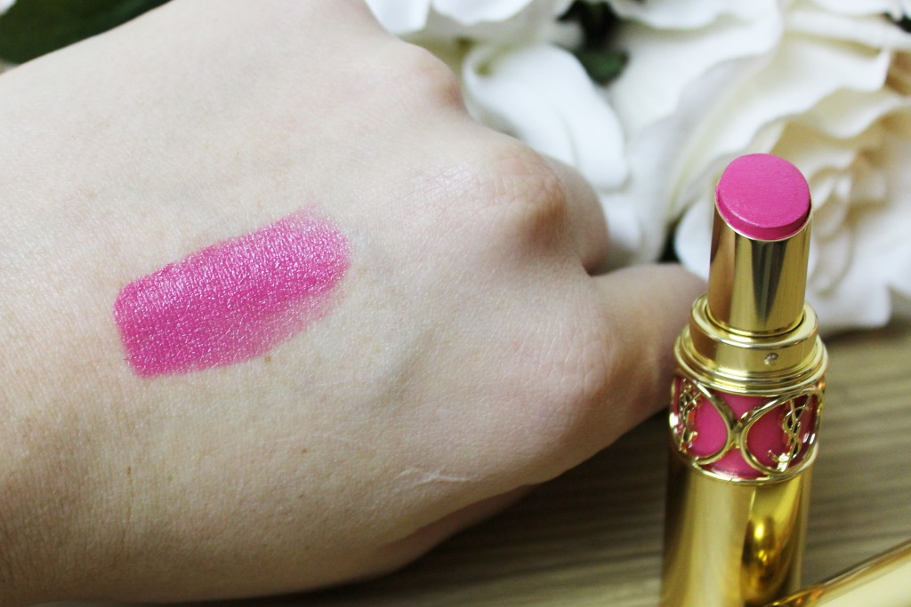 YSL Rouge Volupté #31 Fuchsia Tourbillon