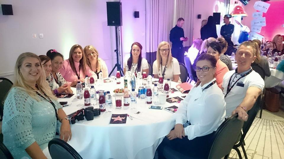 Alpha LSG OMG Awards at Tortworth Court Hotel - Day Two