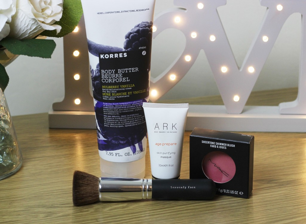 The Cohorted Beauty Box - April 2015