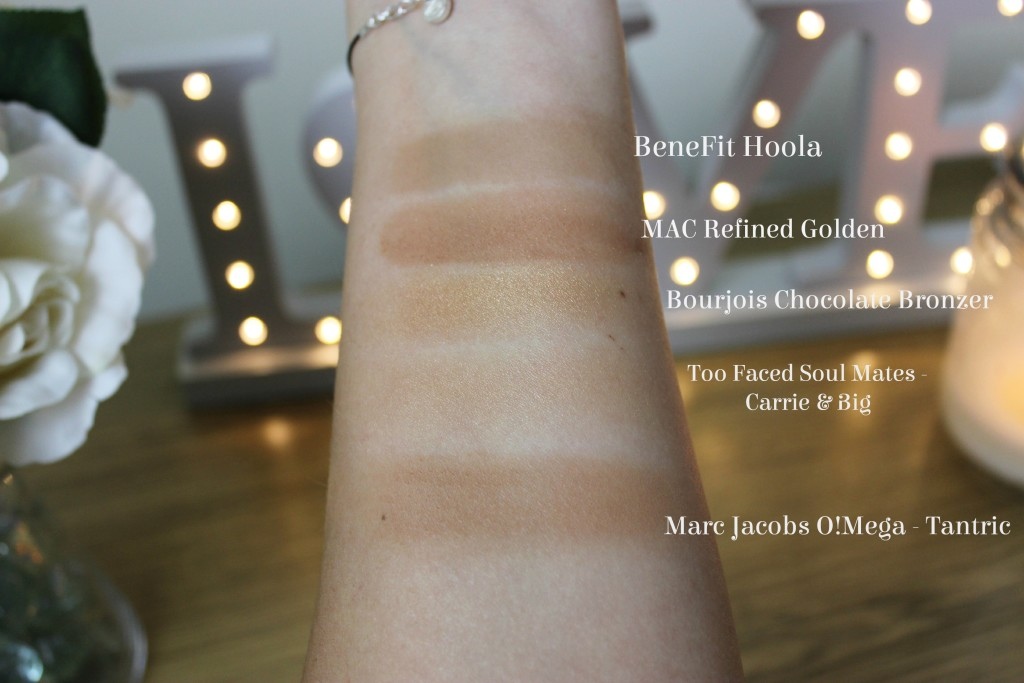 Five Of The Best Bronzers  Benefit, Too Faced, Marc Jacobs, MAC, Bourjois