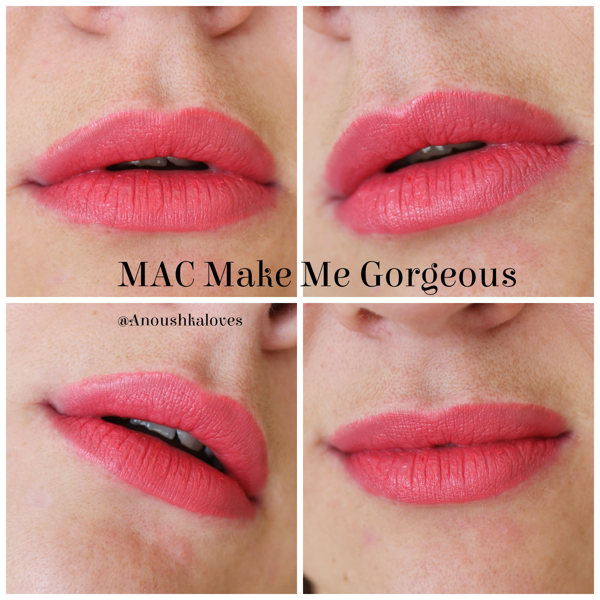 MAC is Beauty lipstick...