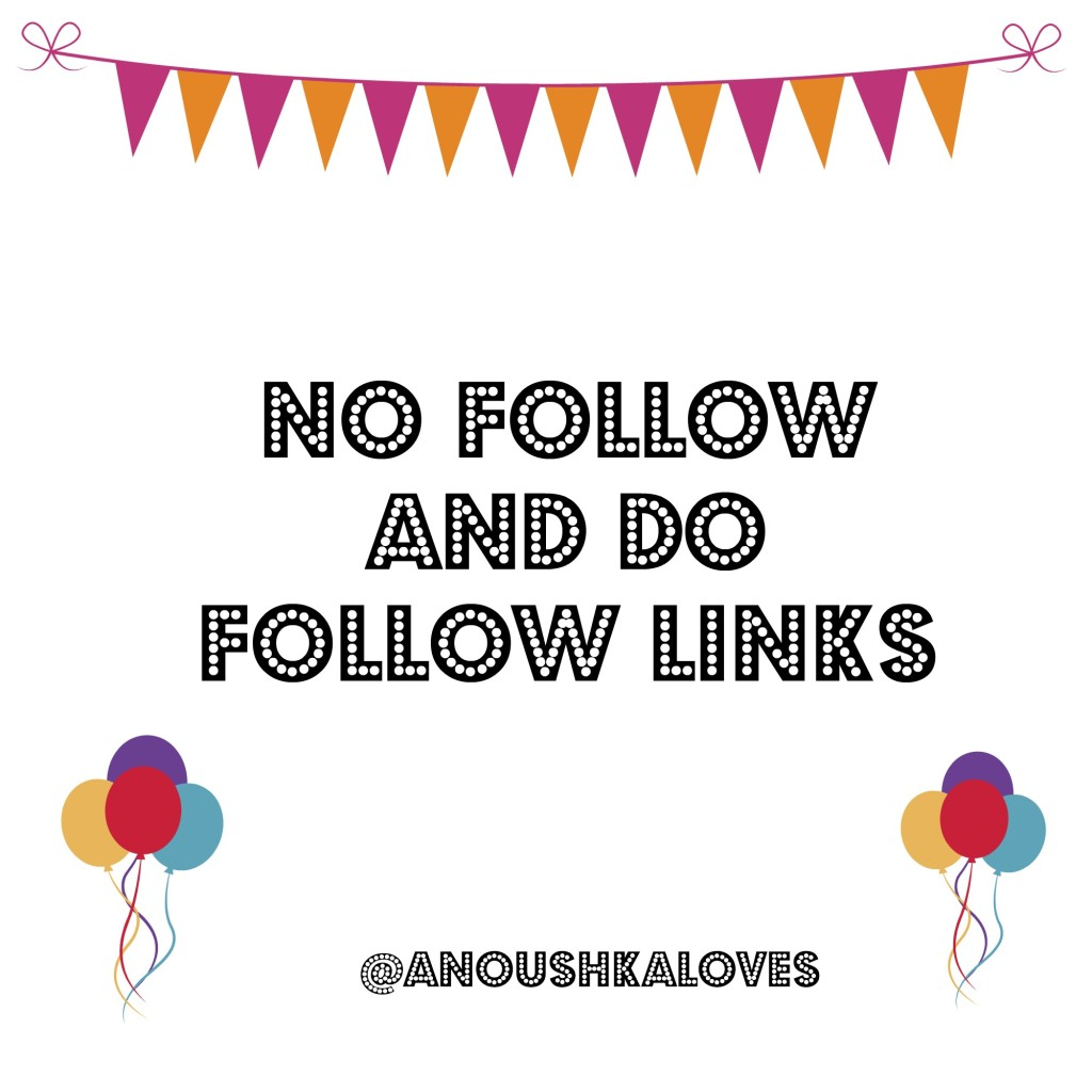 No Follow and Do Follow Links