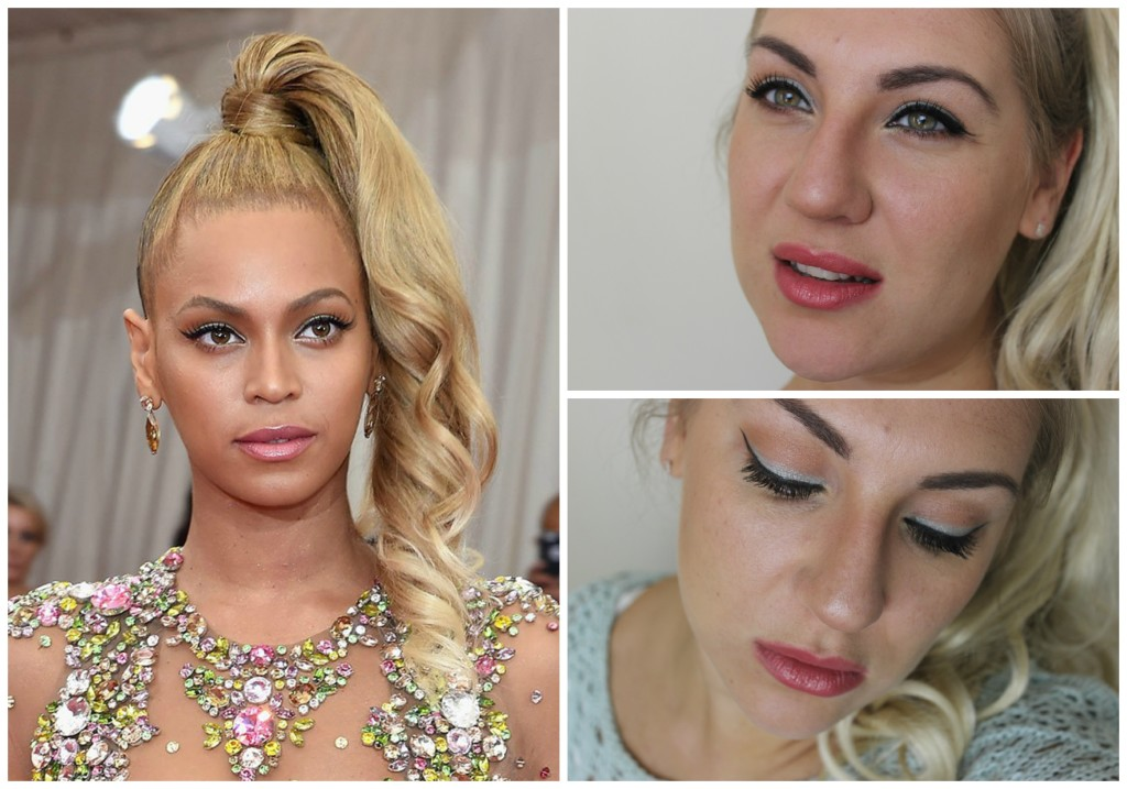 Beyoncé inspired make up with Joan Collins Timeless Beauty