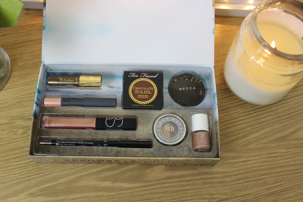 Sephora Favourites Bronze Bares All Box