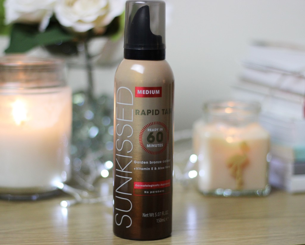 Sunkissed Rapid 60 Minute Tan