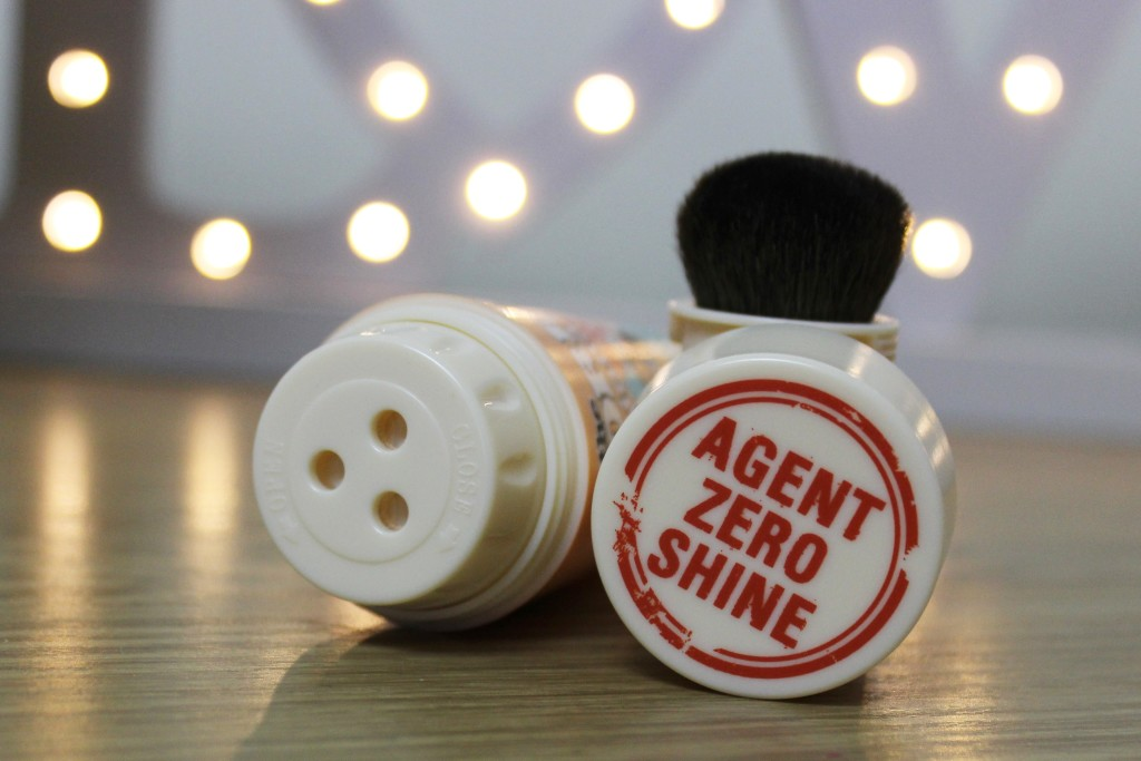 Benefit The Porefessional, Agent Zero Shine, License to Blot (6)