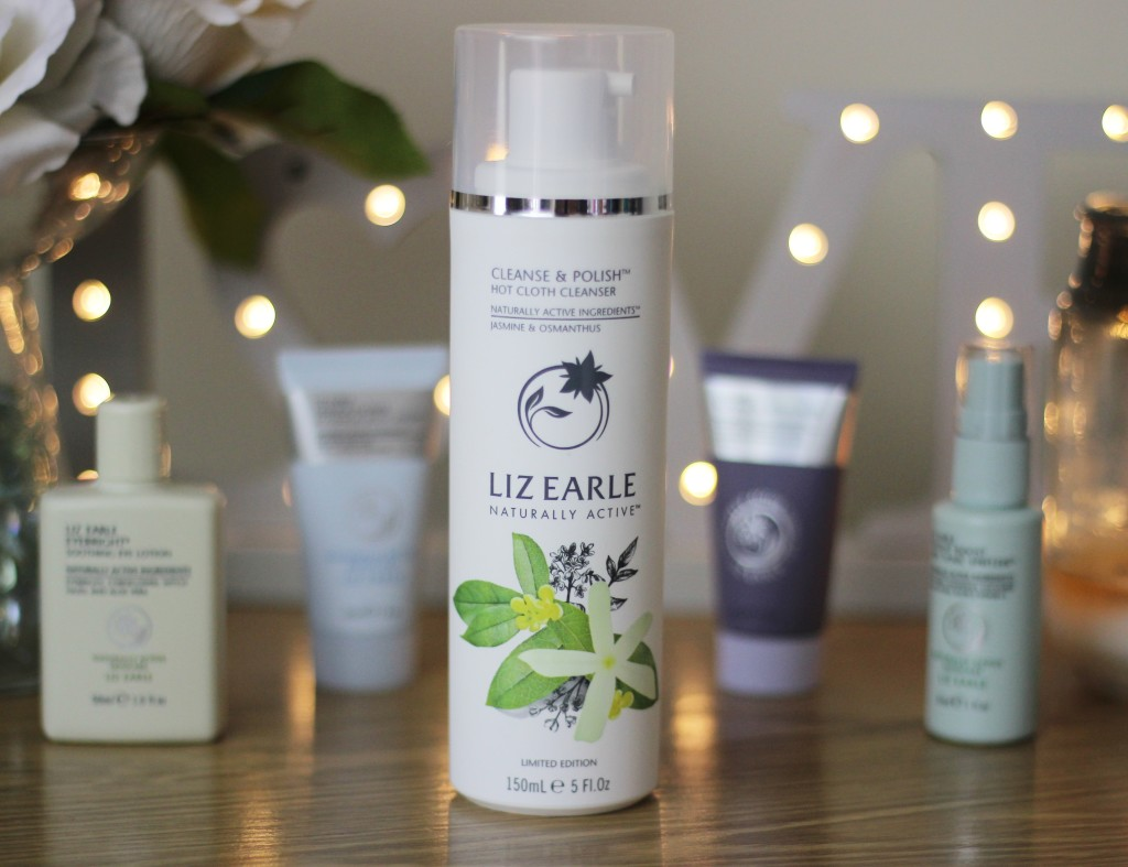 Liz Earle Limited Edition Jasmine and Osmanthus Cleanse & Polish